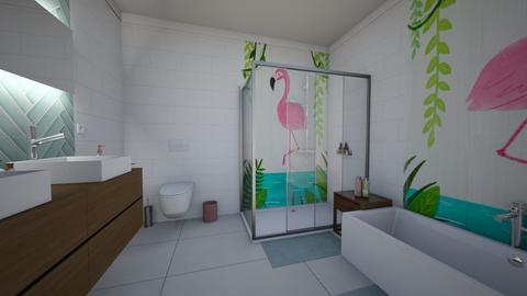 070620 II - Bathroom  - by AleksandraZaworska98