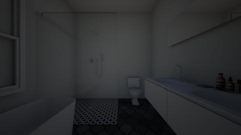 Emily Mccullough bathroom - Bathroom  - by emcculough