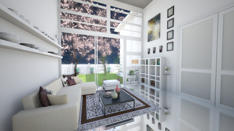 Living Room 2.1 - Living room - by AlbGre