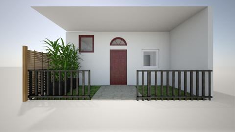 minihouse - Garden  - by idontknowme