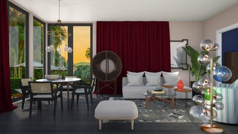 Nelle Living Room - Modern - Living room  - by 3rdfloor