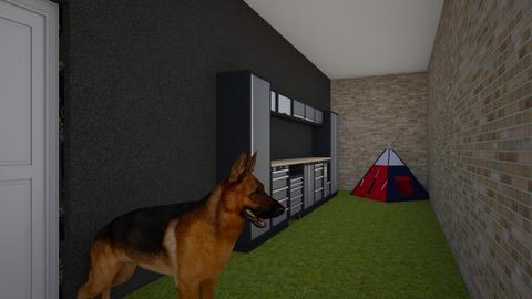 My bedroom - Modern - Bedroom  - by Rui Gabriel Silva
