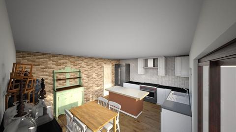 kitchen - Kitchen  - by gashluv