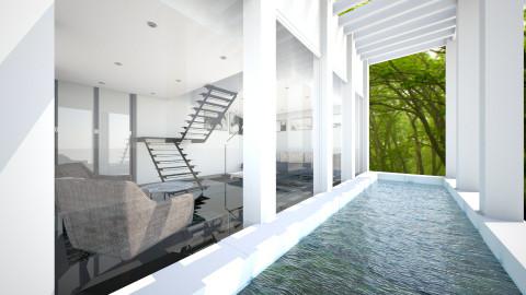 Neutra - Modern - Living room - by edina78