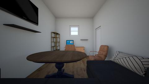 studio - Modern - Living room  - by tommasotrombetti