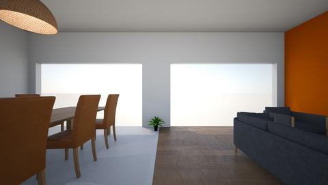 Outside_minimalist  - by saratevdoska