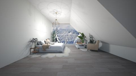 Fancy - Bedroom  - by ObsessedDiys