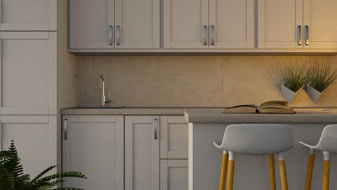 Kitchenette - Minimal - Kitchen - by millerfam