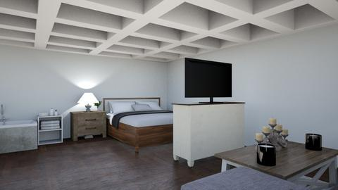 My Perfect Bedroom - Rustic - Bedroom  - by 4599307745