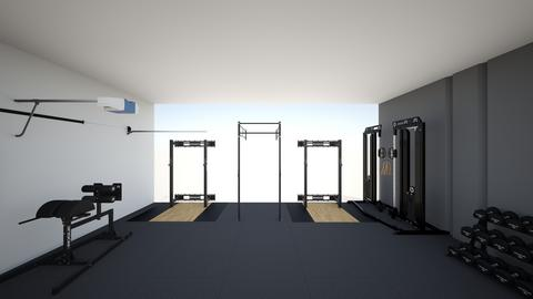 Iron Cove gym - by rogue_811d6234d57a34f51bd7efa417dda