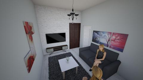ercer - Living room  - by filozof