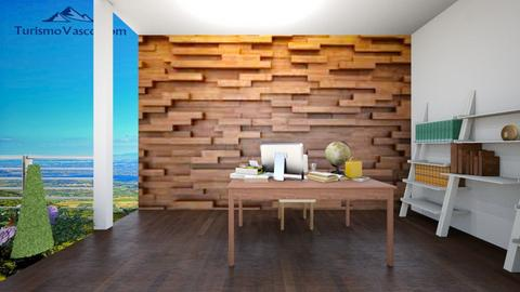 Bee Office - Minimal - Office  - by Agamanta
