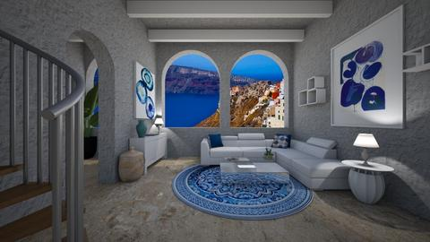 Greek Living - by MoxieCreative