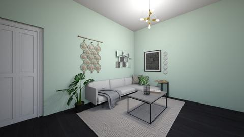 Green - by Roomstyler101102