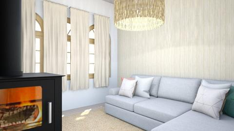 Minimalism living room - Living room  - by oaoaoaoaoa5