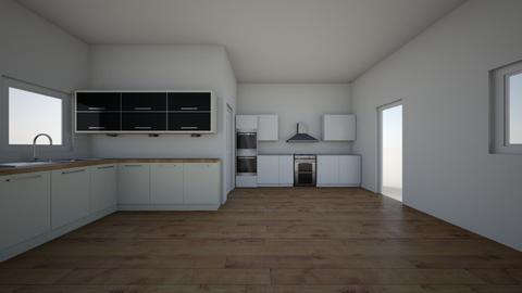 Benjamin Neigbor - Kitchen  - by Vanderpuije Sylvanus Van