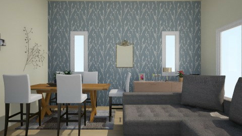 sala rustica - Living room - by Bruna Bonadiman Morelato
