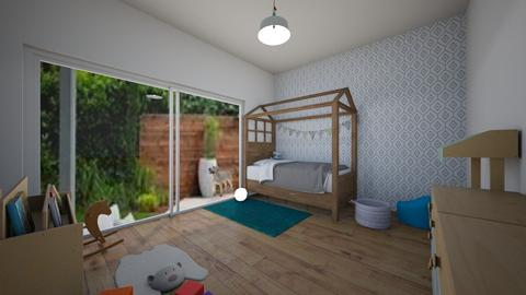 B room - Kids room - by Marion_