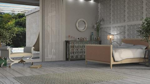 Summer house - Bedroom  - by Alda Neziri
