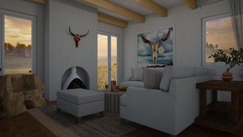 Living room - Country - Living room - by Annathea