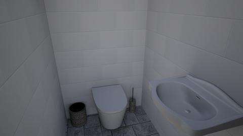 Badezimmer Achau - Bathroom  - by Kekslady