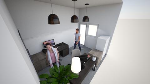 Rozier van Tonder - Office  - by okay_rozier