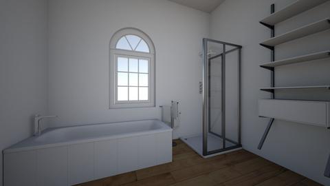 Master Bath PART 7 - Bathroom - by brianathedesigner