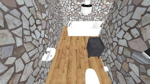 Giorgia room - Bathroom - by gioroom