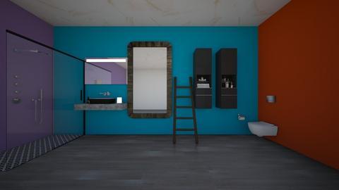 best bathroom ever - Bathroom  - by elizabethkivett