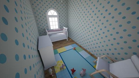 Playful Nursery - Kids room  - by Emoana3652