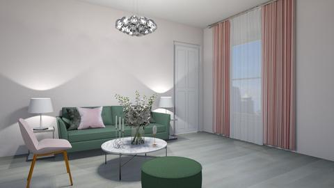 pink room - by rukayye