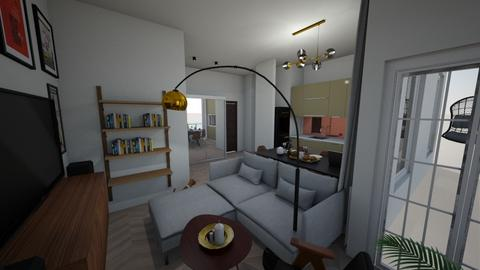 Roland57 - Living room  - by TDB Nieruchomosci