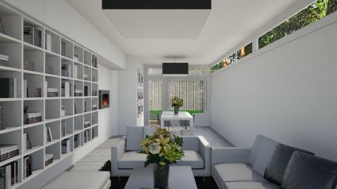woonkamer - Modern - Living room  - by Ivana J