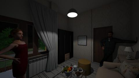 Appointment - Bedroom  - by Earvette