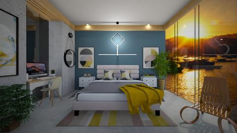 2805 - Bedroom - by diegobbf