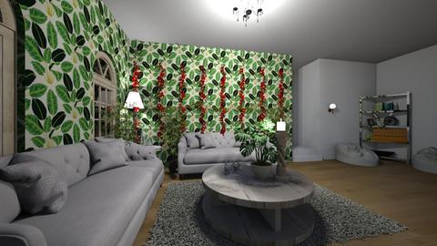 rainforest - Global - Living room  - by 7087755443