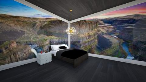 emmas creation - Bedroom  - by Skwood