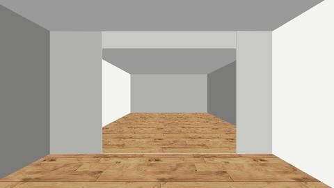 Renovation Ground Floor - Modern - Kitchen - by Bill Dick