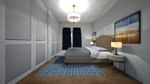 Master bedroom view 1ab - Bedroom  - by Loveinteriordesign