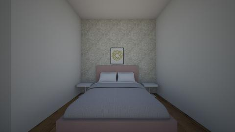 small bedroom  - Glamour - Bedroom  - by butterflyrblx