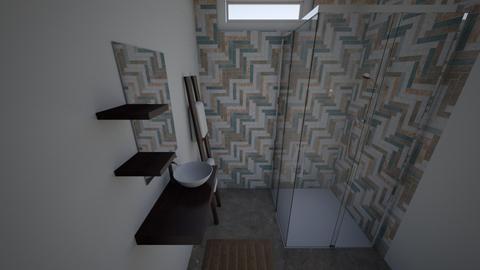 STUDIO BATHROOM 2 - Bathroom - by Tiny_Bubbles