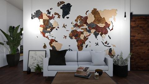 travel - Living room  - by Georgiaandres