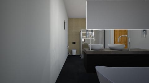 Badkamer 1  - Bathroom  - by Chiara 17