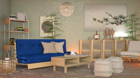 Futon 6 - Living room  - by milyca8