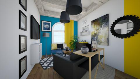 interior design  - Living room - by Adrii