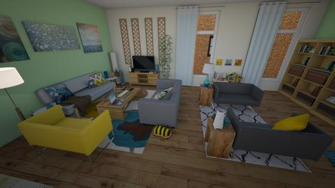 2019 family living room - Living room  - by Lovatic24