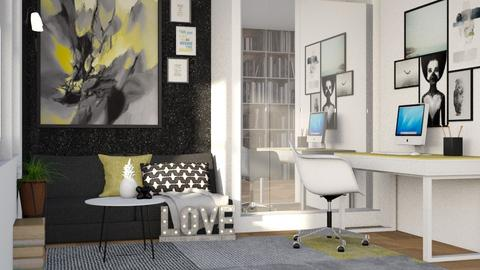 lvn ofc2 - Office  - by eymuuuch
