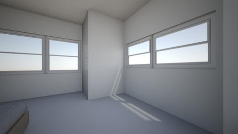 kamer - Bedroom  - by Gregggggggggo