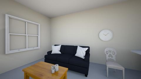 Practice - Living room  - by nheydari