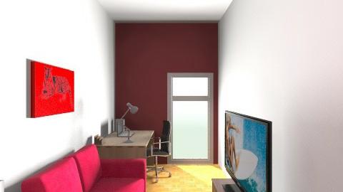 estudio - Minimal - Office  - by pata